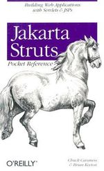 Jakarta Struts Pocket Reference : Pocket References Ser. - Chuck Cavaness