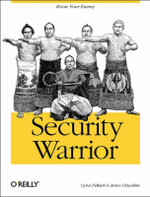Security Warrior :  6th International Symposium, Raid 2003, Pittsburg... - Cyrus Peikari
