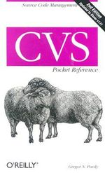 CVS Pocket Reference : Pocket References Ser. - Gregor N. Purdy