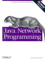 Java Network Programming : JAVA - Elliotte Rusty Harold