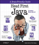 Head First Java : OREILLY SOFTWARE - Kathy Sierra
