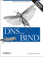 DNS and BIND : OREILLY - Paul Albitz