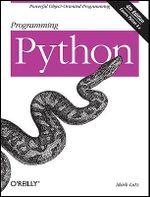 Programming Python : OREILLY - Mark Lutz