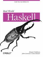 Real World Haskell : OREILLY - Bryan O'Sullivan