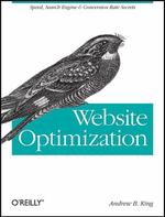 Website Optimization : OREILLY - Andrew King