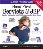 Head First Servlets and JSP : OREILLY - Bert Bates