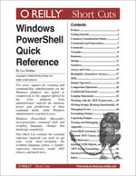 Windows PowerShell Quick Reference - Lee Holmes