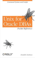 Unix for Oracle DBAs Pocket Reference : pocket reference - Donald K. Burleson