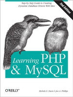 Learning PHP & MySQL : Step-by-Step Guide to Creating Database-Driven Web Sites - Michele E. Davis