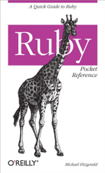 Ruby Pocket Reference - Michael Fitzgerald
