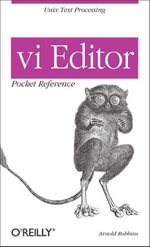 vi Editor Pocket Reference : pocket reference - Arnold Robbins