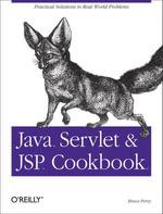 Java Servlet & JSP Cookbook - Bruce W. Perry