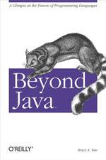 Beyond Java - Bruce A. Tate