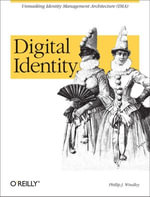 Digital Identity - Phillip J. Windley