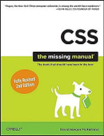 CSS : The Missing Manual, 2nd Edition - David McFarland