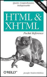 HTML and XHTML Pocket Reference : OREILLY - Jennifer Niederst Robbins