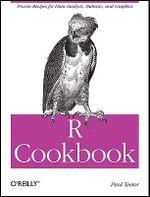 R Cookbook : COOKBOOK - Paul Teetor