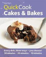 Hamlyn QuickCook : Cakes & Bakes - Jo McAuley