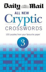 Daily Mail : All New Cryptic Crosswords 3 - Daily Mail