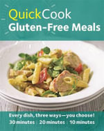 Quick Cook Gluten-Free Meals : Quick Cook - Joy Skipper