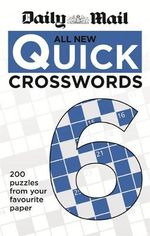 Daily Mail : All New Quick Crosswords: 6 - Daily Mail