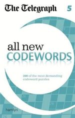 The Telegraph : All New Codewords : Codewords 5 - The Telegraph