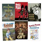 Learn at Home : Pocket Reads Year 6 Fiction Pack (6 Books) - Bob Wilson