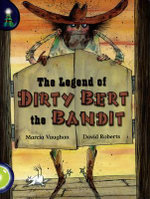 Lighthouse Lime Level : The Legend of Dirty Bert the Bandit Single - Marcia Vaughan