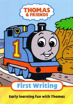 First Writing : Thomas the Tank Engine : Early Learning With Thomas