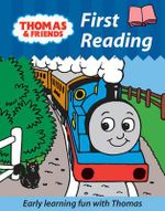 Thomas & Friends First Reading : Early Learning Fun With Thomas
