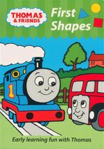 Thomas & Friends First Shapes : Early Learning Fun With Thomas - Britt Allcroft