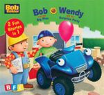 Bob and the Big Plan. Wendy and the Surprise Party : Bob the Builder. 2 Fun Stories In 1