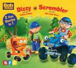 Dizzy and the Talkie-alkie. Scrambler and the Off-Road Race : Bob the Builder. 2 Fun Stories In 1