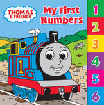 Thomas & Friends - My First Numbers - Reverend W Awdry