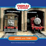 James and Toby - Thomas The Tank Engine