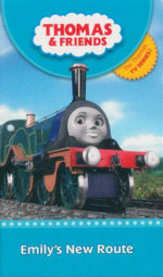 Emily's New Route : Thomas & Friends - Britt Allcroft