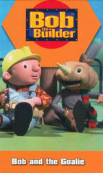 Bob And The Goalie : Bob The Builder