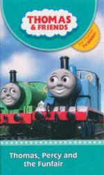 Thomas, Percy and the Funfair : Thomas & Friends - Britt Allcroft