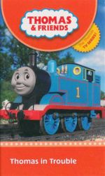 Thomas in Trouble : Thomas & Friends - Britt Allcroft