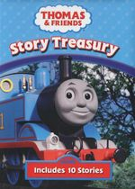 Thomas & Friends : Story Treasury : Includes 10 Stories - Britt Allcroft