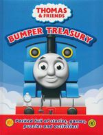 Thomas & Friends Bumper Treasury : Packed Full of Stories, Games, Puzzles and Activities - Britt Allcroft