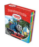 Thomas & Friends Story Collection : Includes 4 Fantastic Storybooks - Rev. W. Awdry