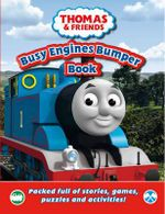 Thomas & Friends Busy Engines Bumper Book : Packed Full of Stories, Games, Puzzles and Activities!