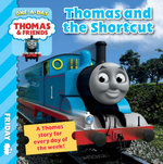 Thomas and the Shortcut : Thomas and Friends One A Day : Friday - Thomas and Friends