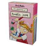 The Adventures of Amelia Jane : 5 Books Boxset Collection - Enid Blyton