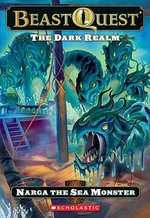 Narga, the Sea Monster : Beast Quest: The Dark Realm (Pb) - Adam Blade