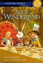 Alice in Wonderland : Stepping Stone Books (Pb) - Lewis Carroll