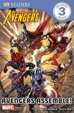Avengers Assemble! - Victoria Taylor