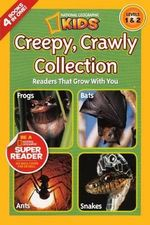 Creepy, Crawly Collection : Readers That Grow with You - Professor of History Elizabeth Carney