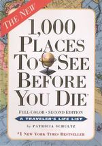 1,000 Places to See Before You Die : 1,000... Before You Die Books (Prebound) - Patricia Schultz